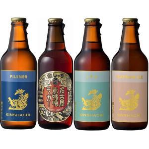 (クラフトビール)盛田金しゃちビール 24本セット 青ラベル、名古屋赤味噌ラガー、IPA、プラチナエール 330ml 各6本/愛知県(送料無料)|nagoya-8848