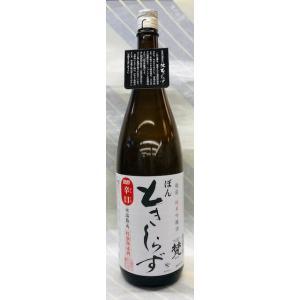 福井県鯖江の名酒 梵 ときしらず 熟成純米吟醸 720ml