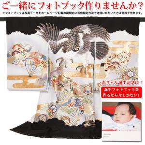 男の子の着物レンタルでお宮参りへお出かけできます。家族で神社へ、赤ちゃんの記念日は産着姿でかわいい産...