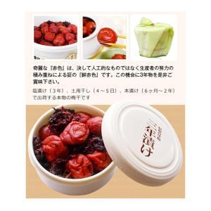 自然農法 三年漬け梅干し 紀和の里梅 500g nagoya-shizen 02
