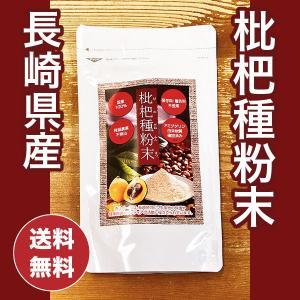 びわ種 長崎県産 枇杷種粉末 ビワの種100% 100g