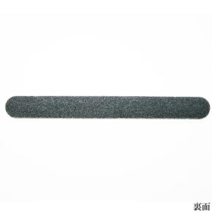 【メール便OK】ネイル工房オリジナルBLACKエメリーボード単品【120/200】|nailkoubouu|03