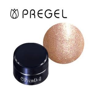 ジェルネイル カラージェル プリジェル PREGEL プリムドール ブライスコラボレーション DOLL-B15 麗しのシルク 3g