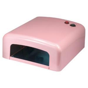 ジェルネイル ライト TAT UVライト 36W ピンク