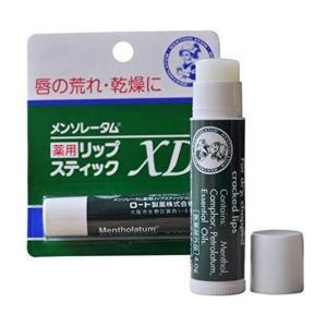 ポイント消化【医薬部外品】メンソレータム薬用リップスティックXD 4g