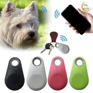 ペットスマート GPSトラッカー Bluetooth キーホルダー