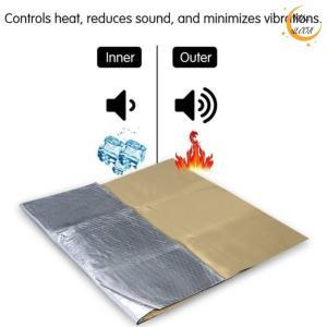 遮熱シート カーボン ボンネット ヒートプロテクト 耐熱遮熱シート