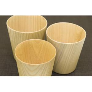 ≪木のやさしい口当たりが印象的です≫紙のように薄く、丈夫な 【Kami Glass ワイド】【レーザ...