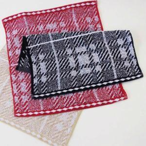 中国製ジャガード織りウオッシュタオル naire-donya