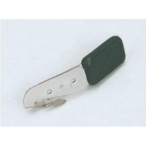 粘着シートの裏紙(離型紙)だけをカットできる特殊カッターです。 替刃は0.15mmの薄刃を使用してい...