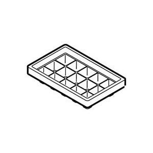 シャープ冷蔵庫の製氷皿です。  対応機種 SJ-14R-B/SJ-14R-C/SJ-14R-W/SJ...