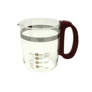 パナソニック(ナショナル)コーヒーメーカー用ガラス容器(完成)ACA10-136-RU ワインレッド|naitodenki