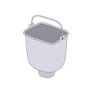 パナソニック GOPAN用パンケース(小麦用)ADA12-176