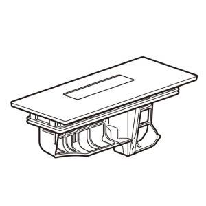 AXW003WA0EW0 パナソニック 洗濯乾燥機用乾燥フィルター