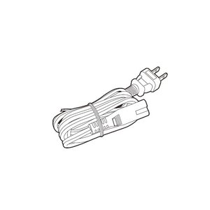 DVD・ブルーレイレコーダー等用電源コード  対応機種 SC-HC395/UN-T5S/DMR-BR...
