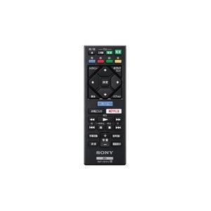 ソニー ブルーレイプレーヤー用リモコン RMT-VB101J