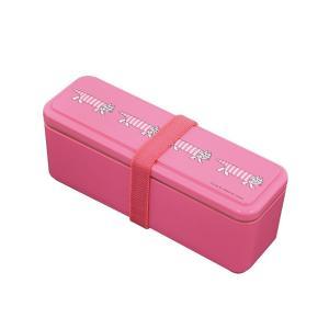リサ・ラーソン保冷剤一体型弁当箱ピンク 400ml|naitokanamono