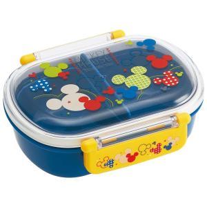 ミッキーマウス弁当箱 360ml QAF2BA ディズニー|naitokanamono