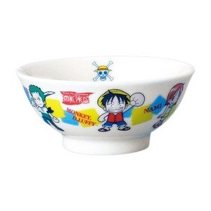 ワンピース お茶碗 磁器製|naitokanamono