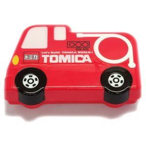 トミカ消防車 弁当箱|naitokanamono