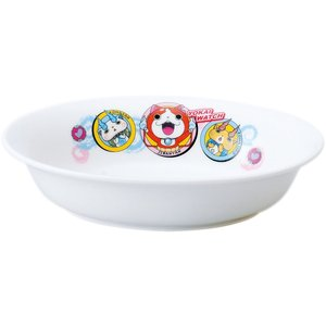 妖怪ウォッチ オーバルボウル カレー&パスタ皿 磁器製|naitokanamono