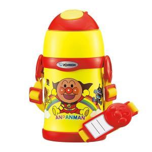 象印 アンパンマン水筒ステンレスクールボトル450ml ST-ZG45A-ER naitokanamono