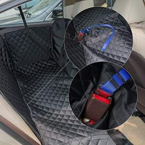 フリーソー(FREESOO)改良型 後部座席 犬 シート シートカバー ペット トランクマット ドラ...