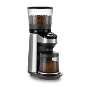 OXO ON コーヒーグラインダー 電動式 バリスタブレイン スケール付き 国内仕様 8710200