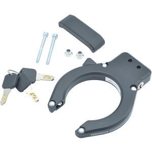 ニッコー(NIKKO) 自転車 リング錠 NC172 リングロック V/キャリパーブレーキ対応 ブラ...