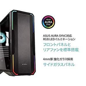 6コア12スレッド超快速ゲーミングデスクトップPC 次世代Ryzen5 2600プロセッサー搭載モデ...