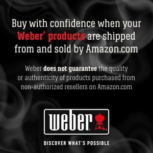 Weber(ウェーバー) 47cmコンパクト&オリジナルケトルグリルカバー 7148 日本正規品