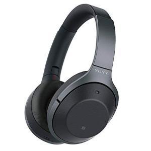 ソニー SONY ワイヤレスノイズキャンセリングヘッドホン WH-1000XM2 B : Bluet...