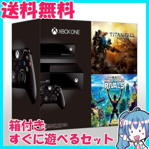 Xbox One + Kinect Day One エディション 6RZ-00030 付属品完備 中古|naka-store