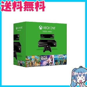 Xbox One 500GB + Kinect 6QZ-00081 箱付き 付属品完備 すぐに遊べるセット 中古|naka-store