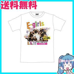 E-girls LIVE TOUR 2018 E.G. 11 ファイナルフォトTシャツ |naka-store