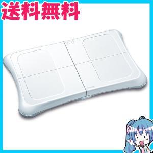 Wii フィット バランスWiiボード バランスボード 白 シロ 動作品 箱なし 中古