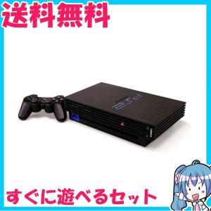 PlayStation 2 SCPH-30000 箱付き 付属品完備 すぐに遊べるセット プレステ2 中古 |naka-store