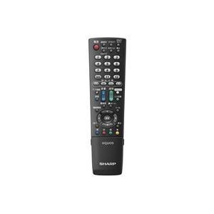 シャープ 液晶テレビ用 リモコン 0106380353|nakaden