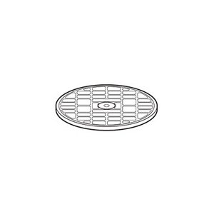 SHARP  電子レンジ用 回転網(350 293 0197) nakaden