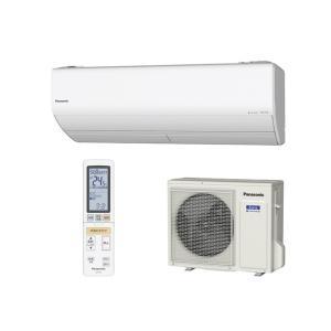 Panasonic   インバーター冷暖房除湿タイプ ルームエアコン CS-X909C2-W