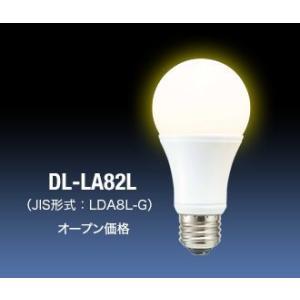 SHARP E26一般電球/電球色 DL-LA82L|nakaden
