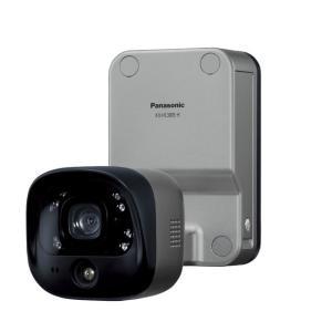 Panasonic  屋外バッテリーカメラ KX-HC300S|nakaden