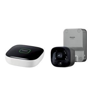 Panasonic  屋外バッテリーカメラキット KX-HC300SK|nakaden
