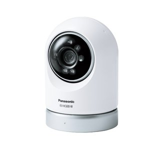 Panasonic  屋内スイングカメラ KX-HC600-W|nakaden