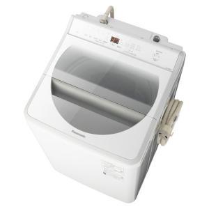 Panasonic 全自動洗濯機 NA-FA80H7-W|nakaden