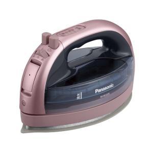 Panasonic   コードレススチームアイロン NI-WL605-P|nakaden