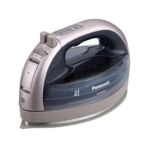 Panasonic   コードレススチームアイロン NI-WL605-S|nakaden