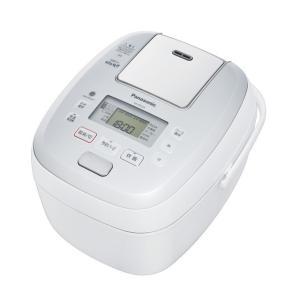 Panasonic  可変圧力IHジャー炊飯器 SR-PB109-W|nakaden