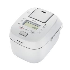 Panasonic 可変圧力IHジャー炊飯器 SR-PW109-W|nakaden