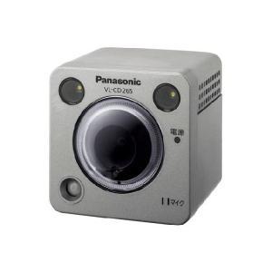 Panasonic  センサーカメラ(LEDライト付屋外タイプ) VL-CD265|nakaden